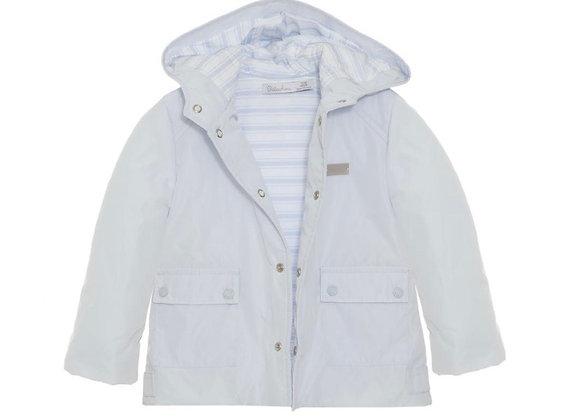 Patachou Blue Raincoat
