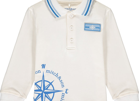Mitch & Son Ivory Compass Top
