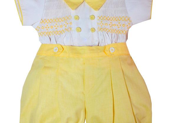 Pretty Originals Lemon Romper