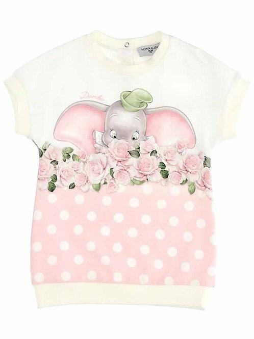 Monnalisa Dumbo Dress