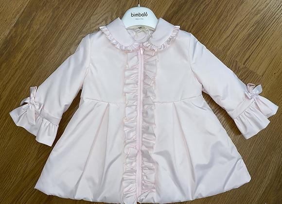 5619 Bimbalo Pink Coat
