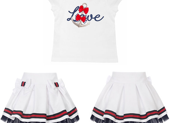 Balloon Chic Sailor Outfit