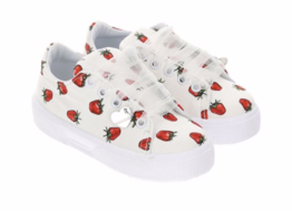 Monnalisa Strawberry Trainer