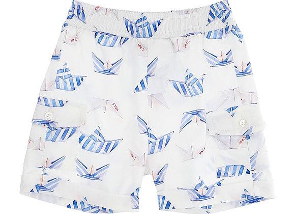 Monnalisa Boat Shorts