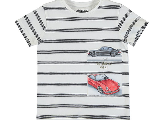 3029 Mayoral Cars T-Shirt