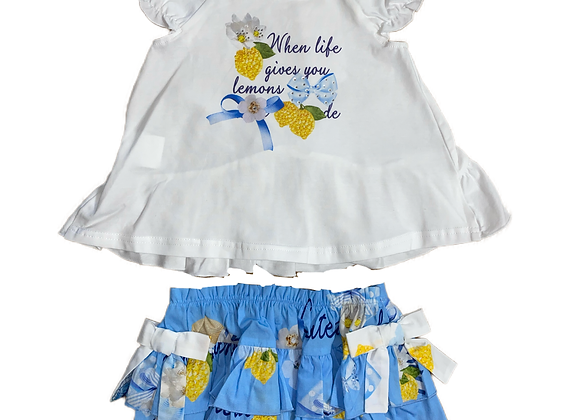 Balloon Chic Lemons Outfit