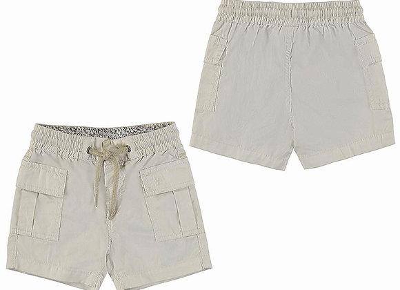 1240 Beige Cargo Shorts