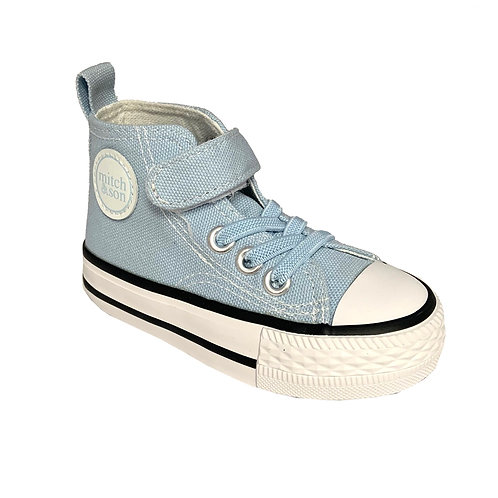 Mitch & Son Canvas Hi Top