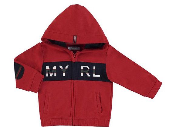Mayoral Zip-Up Sweater
