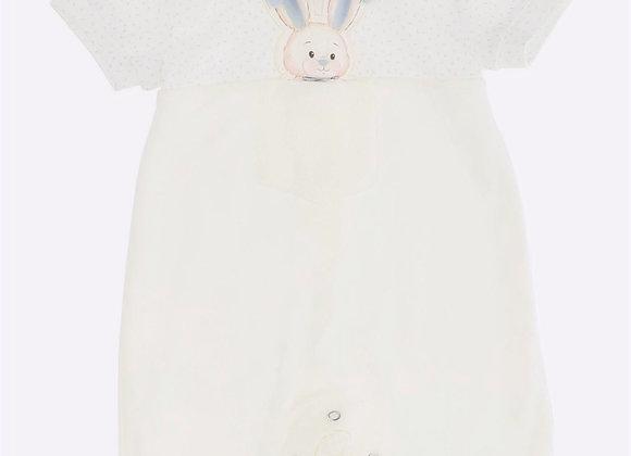 Monnalisa Bunny Romper