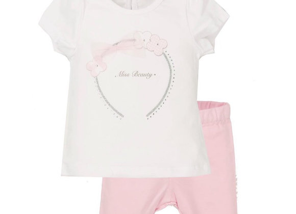 EMC Pink Legging Set