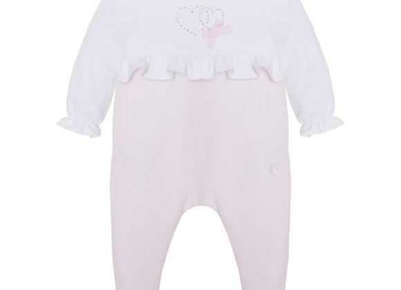 Patachou Pink Babygrow 3043
