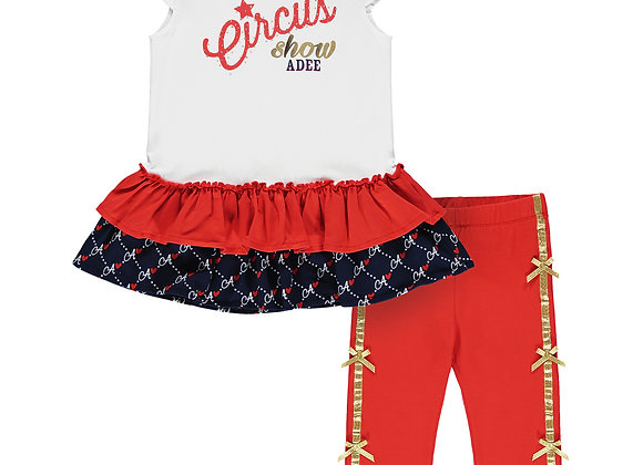 A.Dee Circus Legging Set