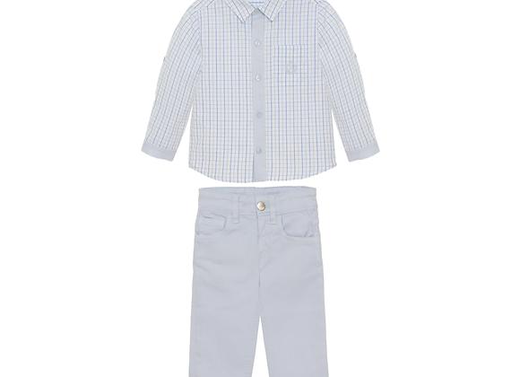 Patachou Shirt and Trousers Set
