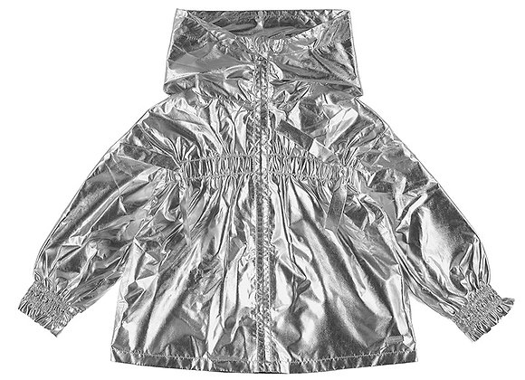 3483 Mayoral Silver Anorak