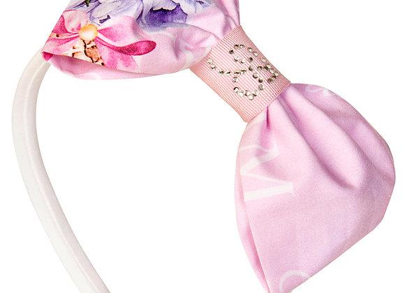Balloon chic Pink Rose Hairband