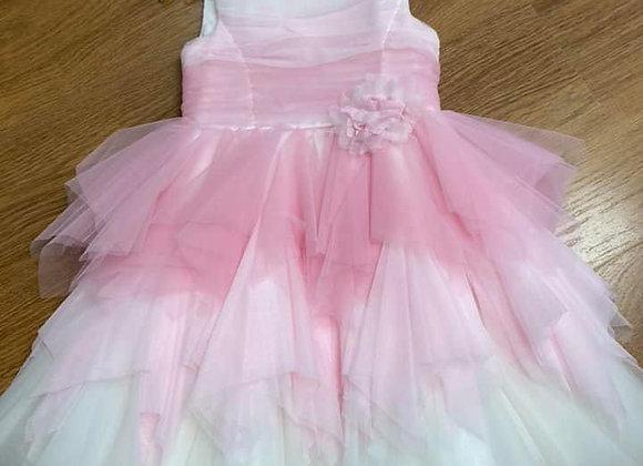 Bimbalò tulle layered dress