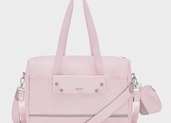 Mayoral Pink Pram Bag