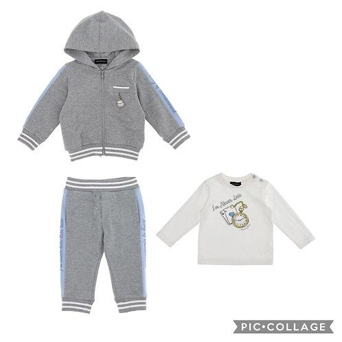 Monnalisa Three-Piece Outfit