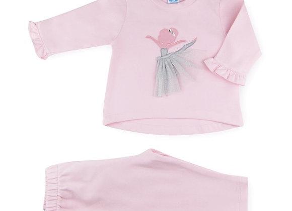 Sardon Pink Ballerina set