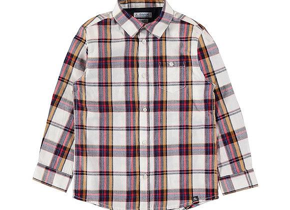 Mayoral Tan Shirt 4169