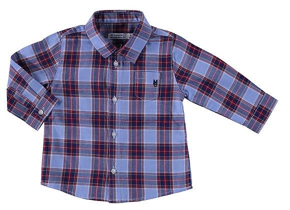 Mayoral Checked Shirt 2146