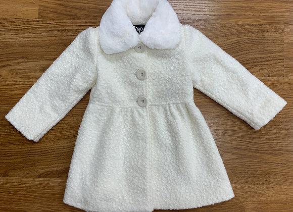iDo Cream Boucle Coat