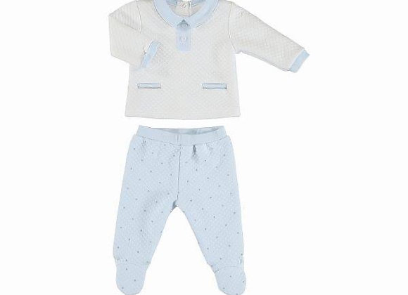 MayoralTwo-Piece outfit White & Blue