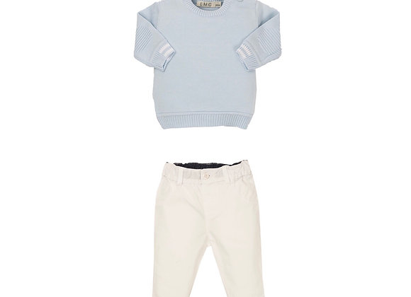 EMC Trouser Outfit