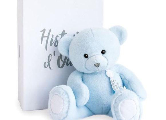 Histoire d'Ours Blue Teddy Bear