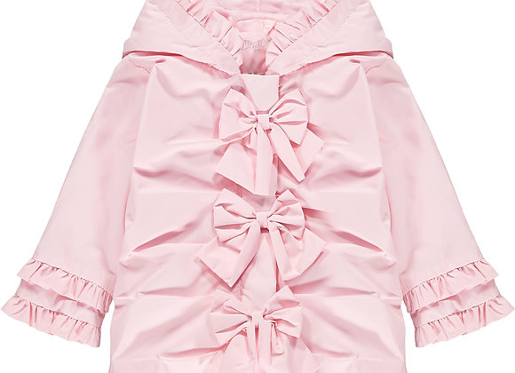 Little A Pink Bow Jacket