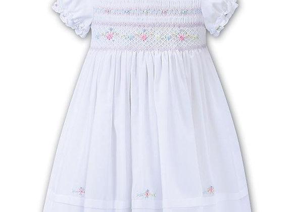 Sarah Louise Pastel Smocked Dress