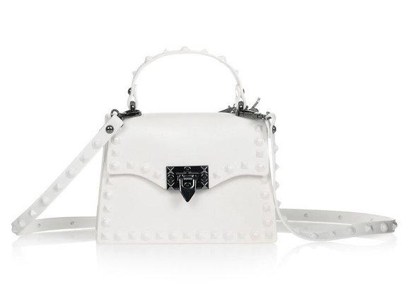Monnalisa White Handbag