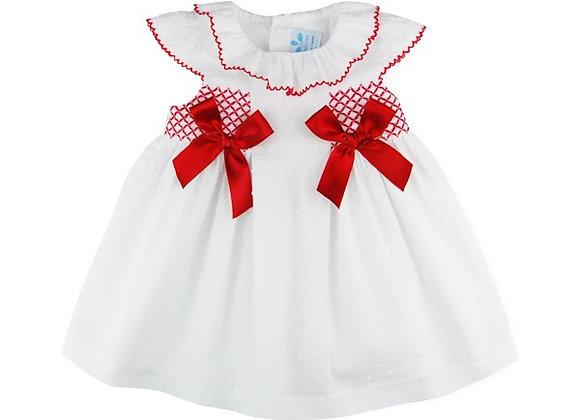 Sardon White Dress