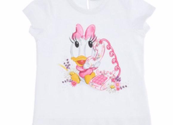 Monnalisa Daisy T-shirt