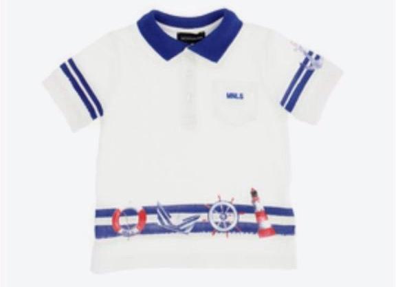 Monnalisa Sailor Poloshirt