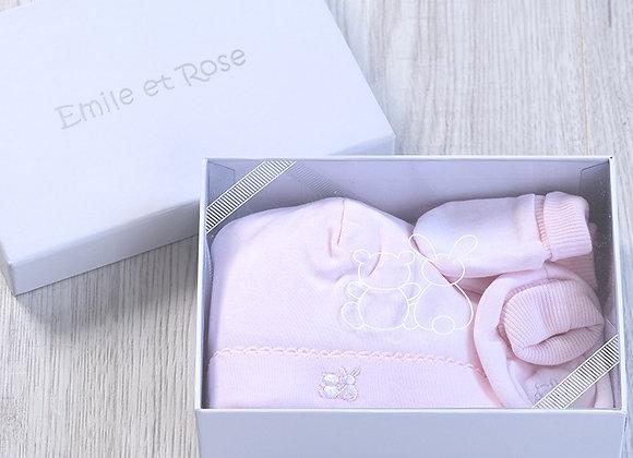 Emile et Rose Nox Boxed Set Pink