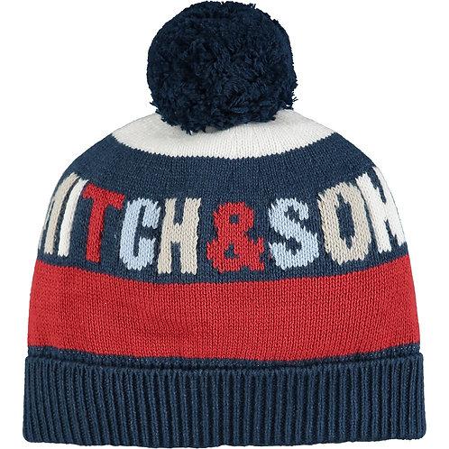 Mitch & Son Chilli Red Hat