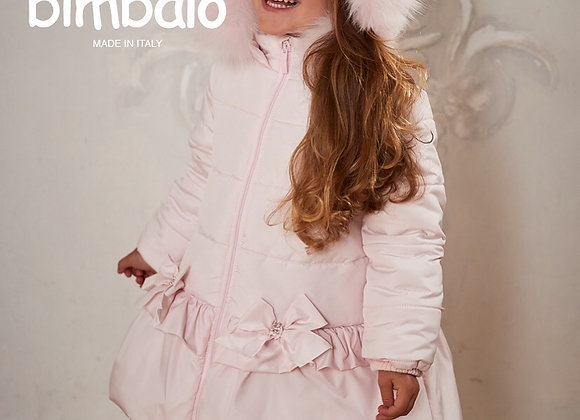 Bimbalo Pink Coat