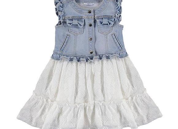 3945 Denim dress