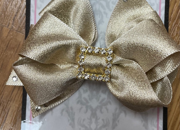 Small Gold bow