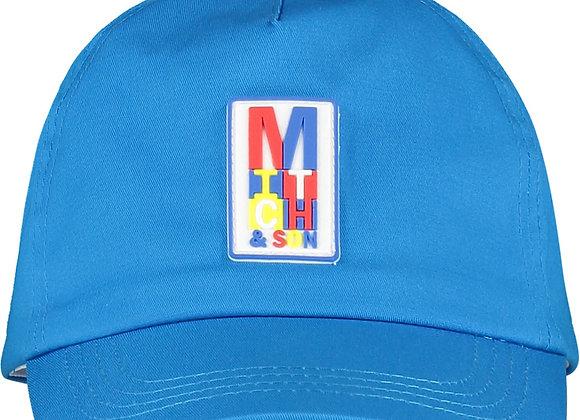 Mitch & Son Turquoise Baseball Cap