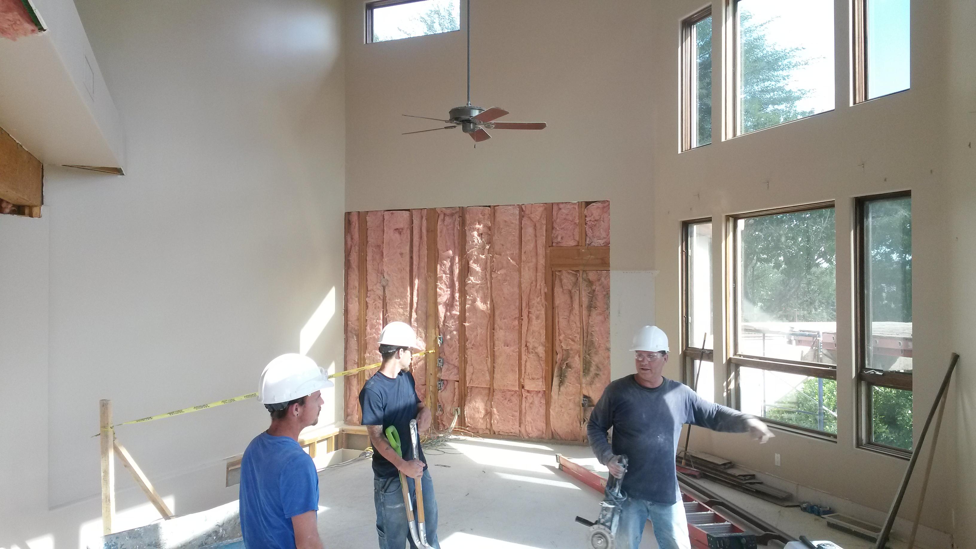 Large Custom Home Remodel