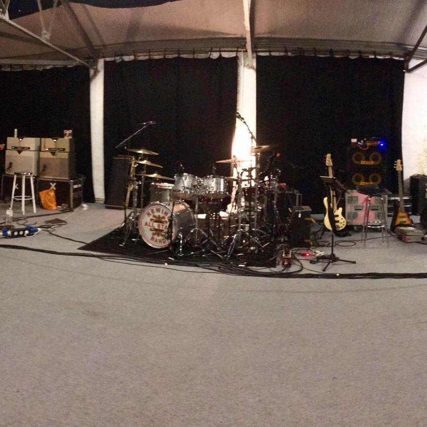 Rewind Rehearsal Setup