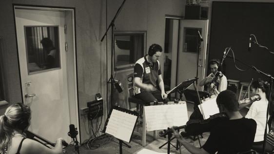 Justin Swadling _ String Recording MD