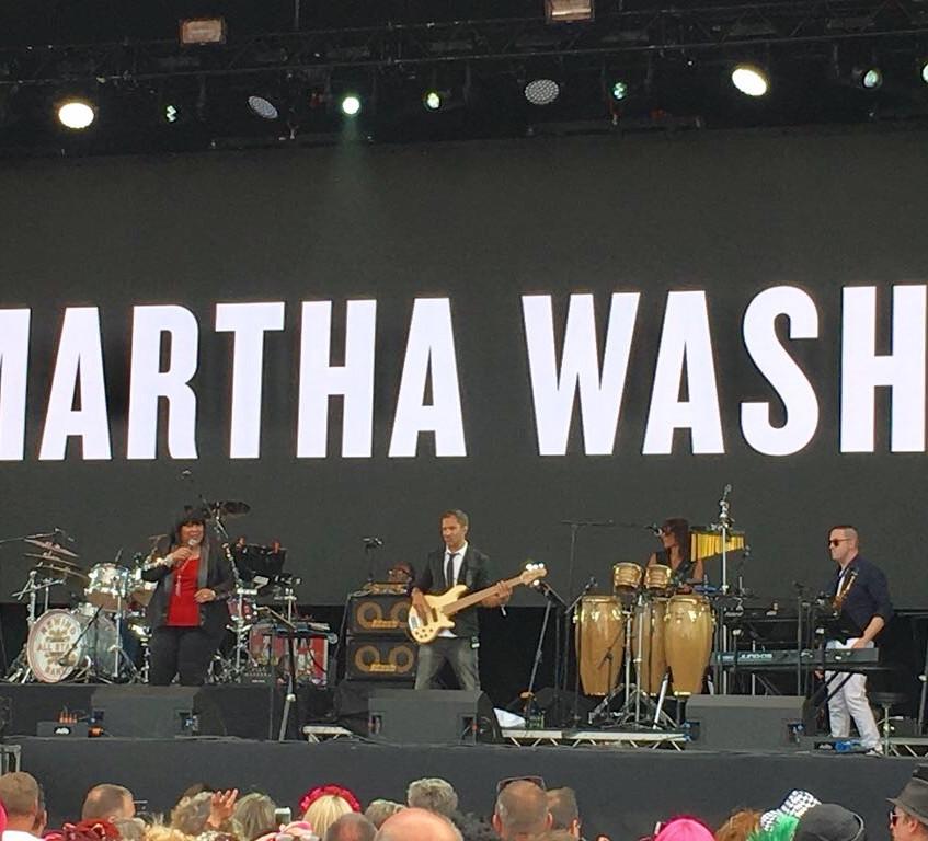 Martha Wash @ Rewind