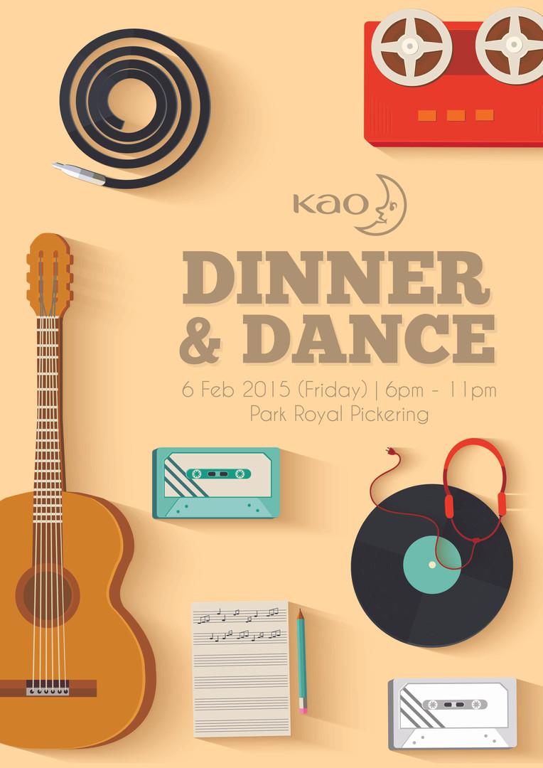 KAO Dinner & Dance