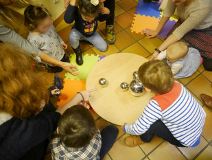 Atelier parents-enfants