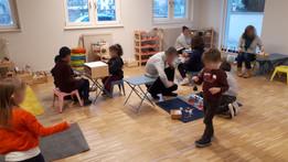 Atelier i-Montessori&CO en centre socio-culturel