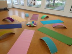 Atelier des équilibristes en centre socio-culturel